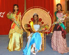 Miss burkina 2008