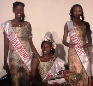 Miss burkina 2009