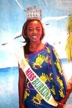 miss burkina 2007