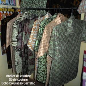 sb afrique couture